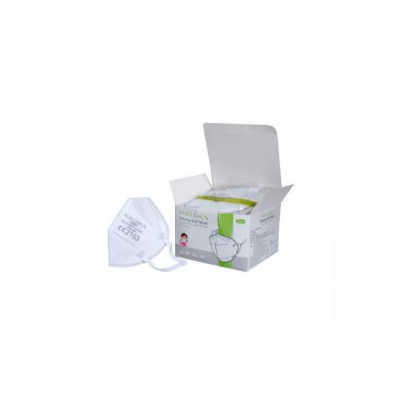 Respirátor FFP2 bez výdychového ventilu